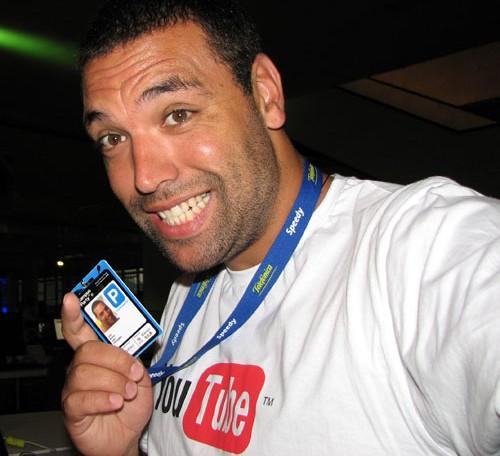 O webdesigner Julio Souza em foto de arquivo pessoal.jpg