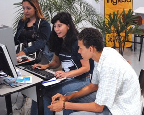 Wesley durante entrevista para o Blog do SAV - crédito da foto Kauê Paes de Barros
