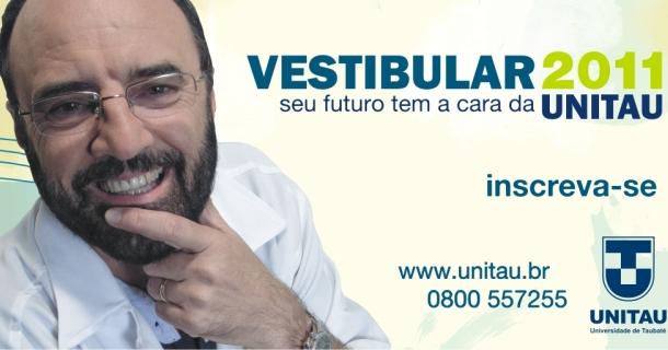 Vestibular UNITAU 2011