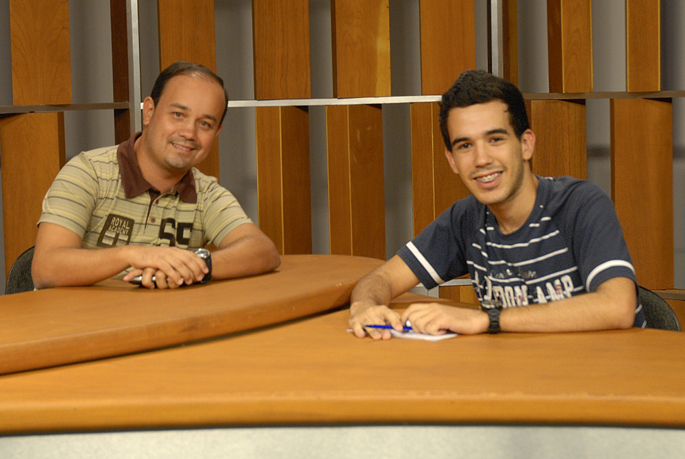 Bate-papo com Marcelo Hespaña