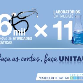 Vestibular UNITAU_Medicina