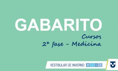 Gabarito-Medicina2fase_Cursos UNITAU