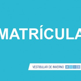 Matrícula UNITAU