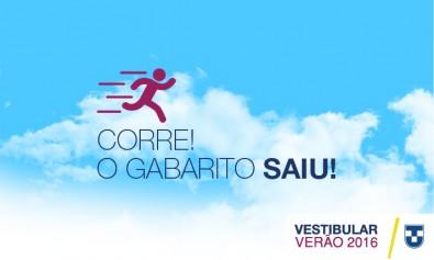 Vestibular UNITAU Gabarito