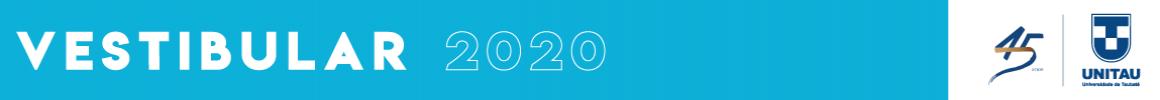 Vestibular 2020 Logo